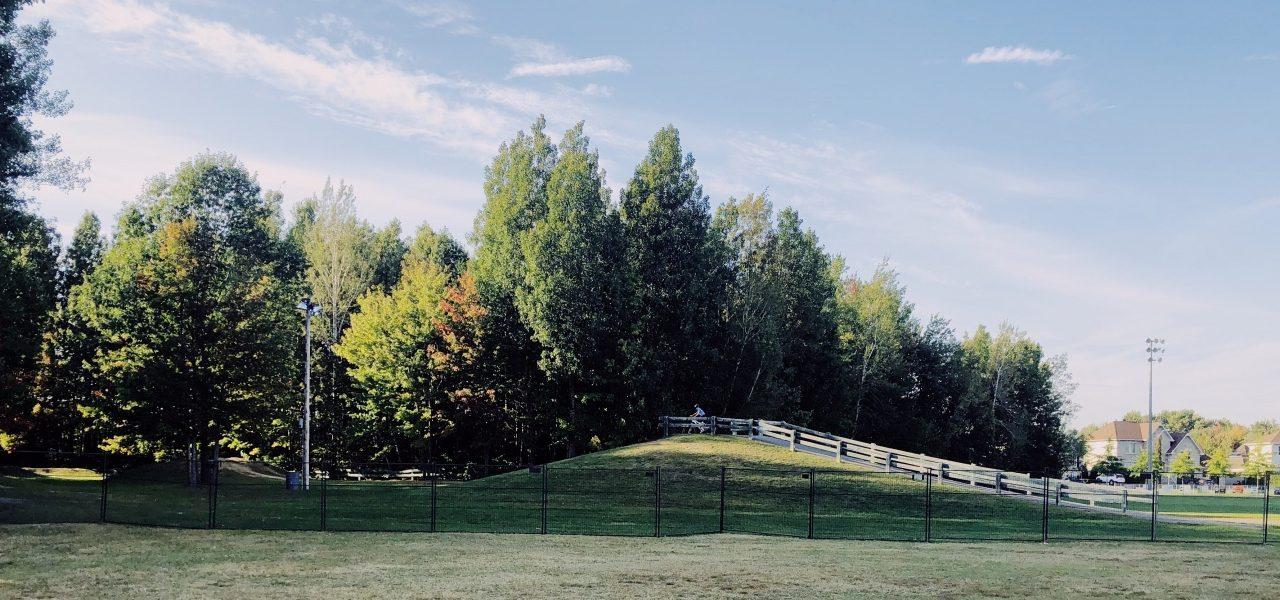 Parc Casavant-Desrochers : la piste de BMX est là pour rester