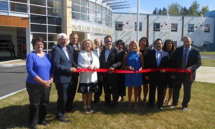 Le Centre d'hébergement Sylvie-Lespérance officiellement inauguré