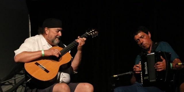 Le duo Pépin-Benoît en spectacle au CRAPO le 5 octobre