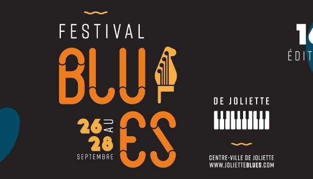 Le meilleur du blues au centre-ville du 26 au 28 septembre !