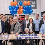 Grande ouverture du Patrick Morin de Sainte-Marcelline !