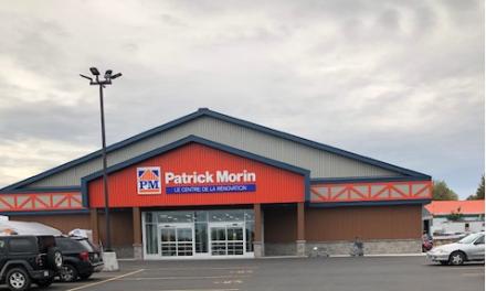 À vos agendas : samedi 14 mars, la grande journée d'embauche chez Patrick Morin !