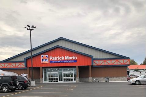 Le Groupe Turcotte et Home Hardware achètent les centres de rénovation Patrick Morin