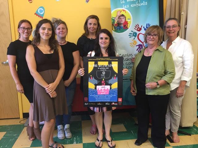 Bal des p'tits loups au profit du Centre de pédiatrie sociale en communauté de Lanaudière