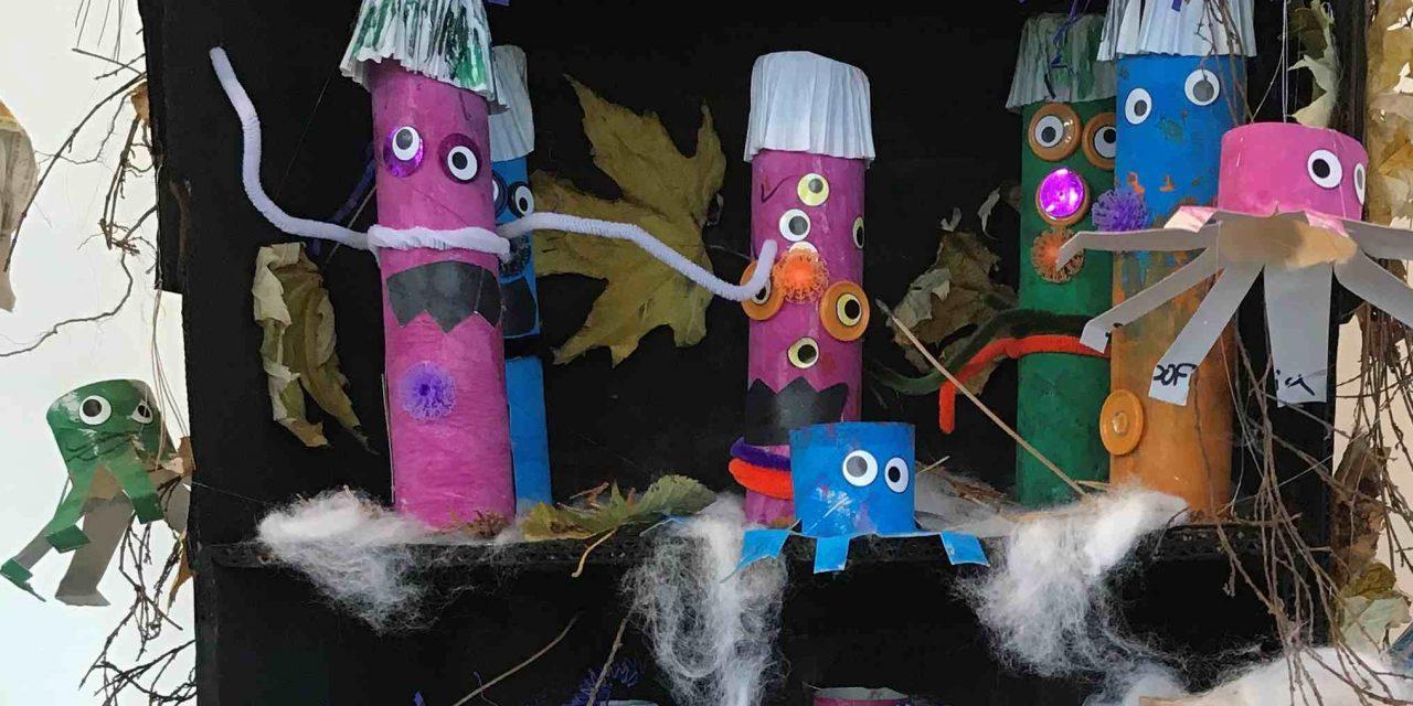 Maison Antoine-Lacombe : ateliers et Expo-brico d'Halloween en vue