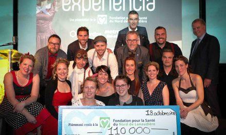 Osez découvrir la touche Experiencia, la 3e édition de la soirée-bénéfice de la Fondation pour la Santé