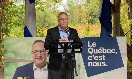 Avec le Bloc Québécois, pas de double discours en environnement!