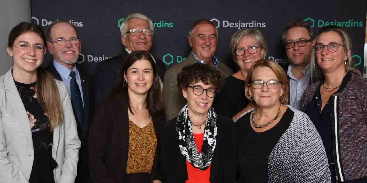 La ville de Notre-Dame-des-Prairies reçoit le prix Bâtisseur du Temple de la Renommée des Grands prix Desjardins de la culture de Lanaudière