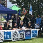 CISSS de Lanaudière : front commun syndical contre le TSO et la surcharge de travail