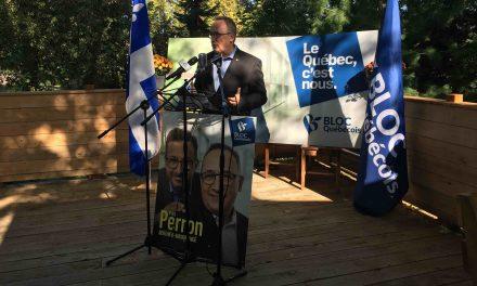 Yves Perron, le bon député avec le bon chef