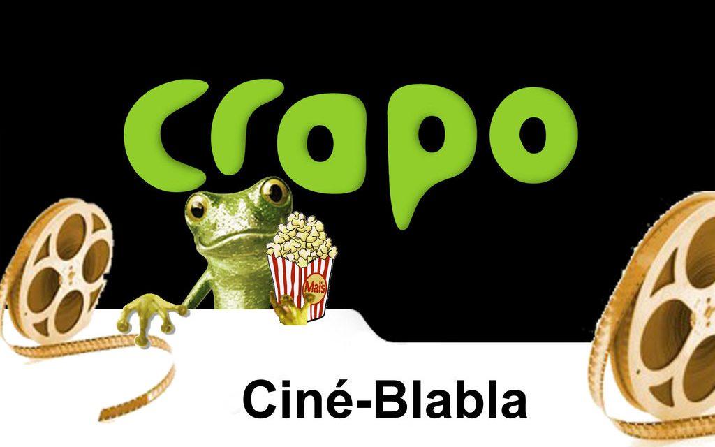 Nouvelle saison de Ciné-Blabla du CRAPO