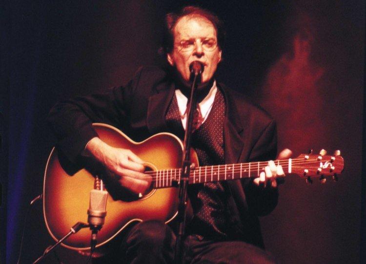 Stephen Faulkner en spectacle au CRAPO le 28 septembre