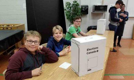 Élections fédérales 2019 dans les écoles de la CSS