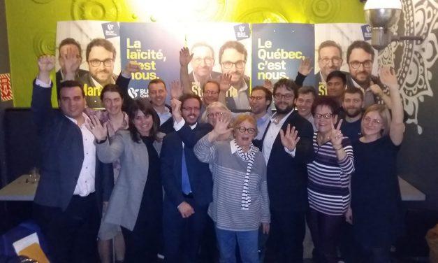 Élections fédérales 2019: victoire écrasante de Gabriel Ste-Marie