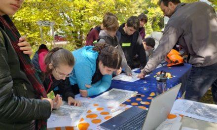 400 jeunes ont participé à l'activité « Viens vivre la forêt »
