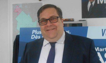 Jean-Martin Masse trace son bilan de campagne