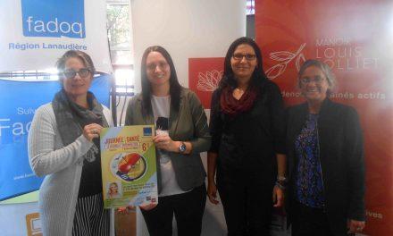 Une sixième édition pour la Journée santé de FADOQ – Région Lanaudière