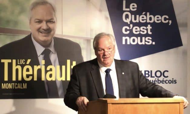 Luc Thériault se souvient des gains du Bloc!
