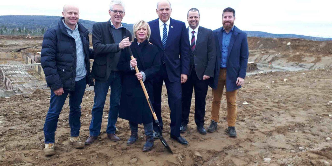 Québec investit plus de 27 M$ dans l'implantation d'une usine de granules à Saint-Michel-des-Saints
