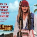 Saint-Paul : Capitaine JACK SPARROW fête Noël