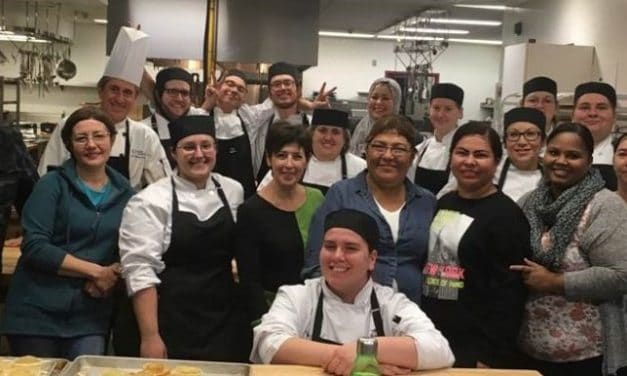 La cuisine favorise les échanges interculturels entre les élèves du Centre multiservice des Samares