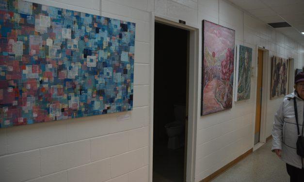 Nouvelle vitrine aux artistes au centre Alain-Pagé