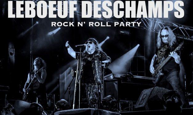 Lebœuf Deschamps viennent rocker à Saint-Gab!