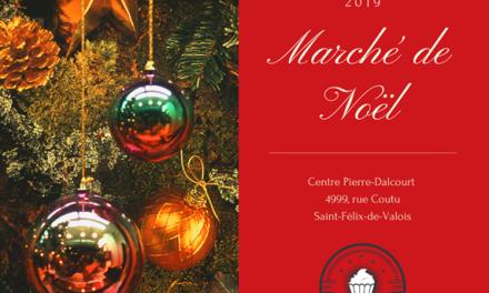 Une première édition pour le Marché de Noël de Saint-Félix-de-Valois