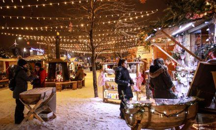 13e Édition du Marché de Noël au centre-ville de Joliette