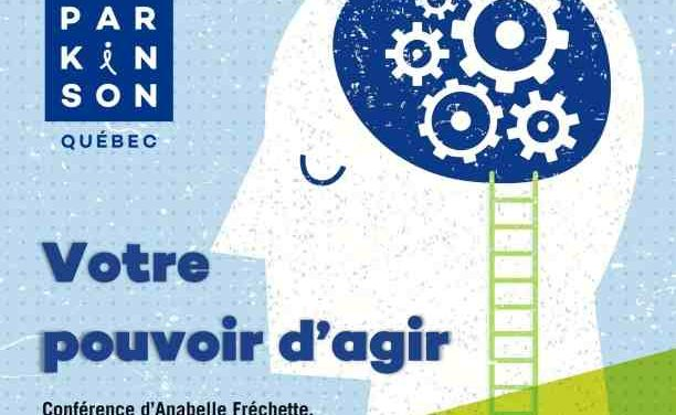 Une conférence sur le Parkinson à Joliette