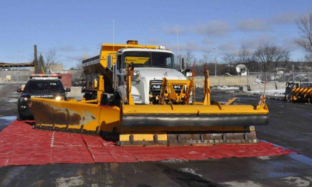 La conduite en période hivernale et les angles morts des véhicules d'entretien