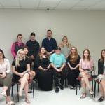 14 nouveaux diplômés en techniques d'intervention en milieu carcéral