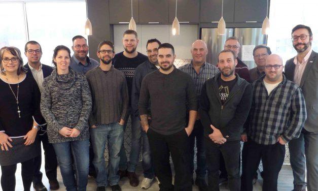 M3I Supervision : une première cohorte de finissants à Joliette