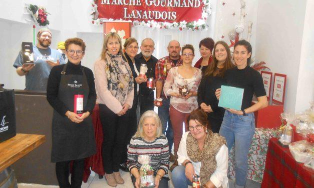 Une 12e édition pour le Marché Gourmand Lanaudois
