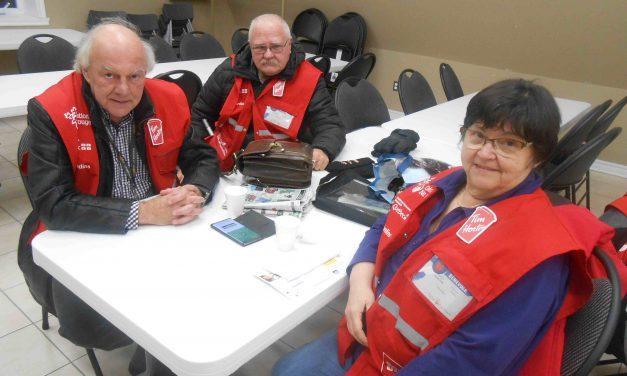 Les bénévoles, le nerf de la guerre pour Opération Nez Rouge