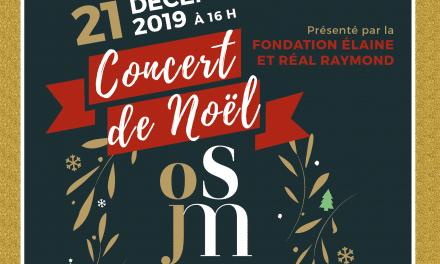 L'Orchestre Symphonique des Jeunes de Montréal et les Petits chanteurs du Mont-Royal