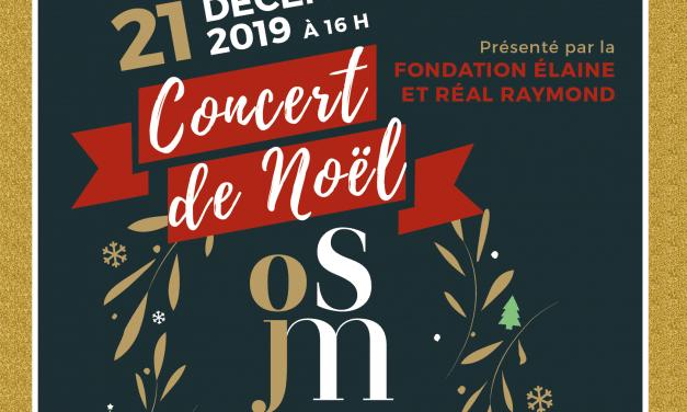 Concert gratuit de l'Orchestre Symphonique des Jeunes de Montréal et les Petits chanteurs du Mont-Royal