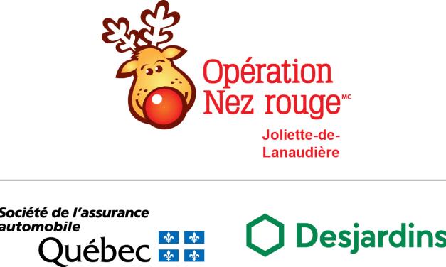 Déjà 541 raccompagnements pour Opération Nez Rouge Joliette Joliette-de-Lanaudière