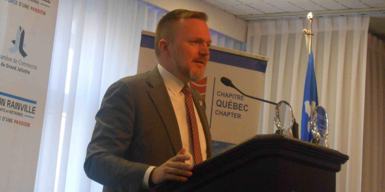 Les relations Québec/États-Unis à l'honneur à la CCGJ
