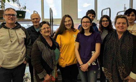 «Communauté bleue» : des jeunes participent aux conseils municipaux