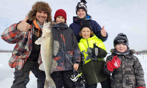 Les ateliers éducatifs et les cliniques de pêche blanche de l'Académie de pêche du lac Saint-Pierre sont offerts pour une sixième année consécutive