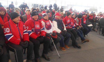 Les anciens Canadiens prônent la patience