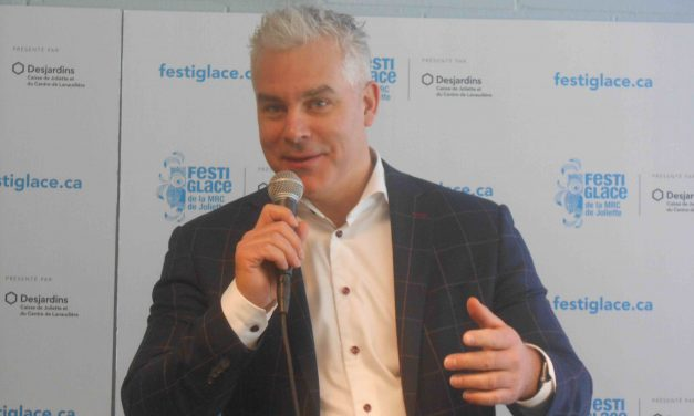 Dominique Ducharme sera la porte-parole du Festi-Glace de la MRC de Joliette