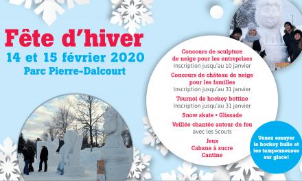 Les joies de l'hiver à Saint-Félix-de-Valois
