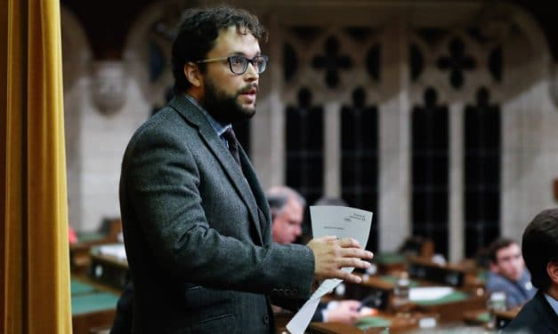 « La vraie rentrée parlementaire est enfin commencé! »-  Gabriel Ste-Marie