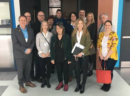 Le Cégep régional de Lanaudière reçoit une délégation de l'Ontario, de la Nouvelle-Écosse et du Nouveau-Brunswick