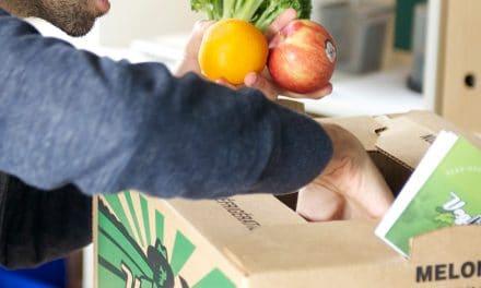 Le Groupe Connexion remet 21 930 $ à la Fondation pour la Santé, par le biais de sa vente de paniers de légumes!
