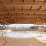 La patinoire BLEU BLANC BOUGE officiellement inaugurée