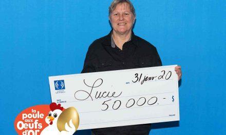 50 000 $: Lanaudière : elle perd son billet et s'en procure un autre qui s'avère gagnant!