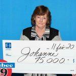 75 000 $ : une Lanaudoise gagne gros grâce au Québec 49